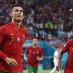 Chóng mặt 90 phút Bồ Đào Nha – Ronaldo lên đỉnh xuống đáy, thoát bị loại ở EURO như thế nào?