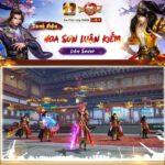 Hoa Sơn – Môn phái quốc dân của game kiếm hiệp sẽ chính thức ra mắt tại Tân Thiên Long Mobile